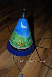 Музыкальная вращающаяся лампа-ночник JANOSCH Elkamet