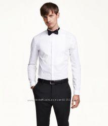 Новая белоснежная рубашка