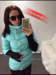 Нова  демі  куртка  44р