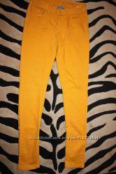 Фирменные джинсы брюки штаны Takko Skinny р 152-170 отличное сост