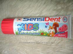 Качественные немецкие фруктовые детские зубные пасты