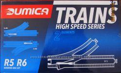Набор стрелок R5R6 Dumica аналог Tomica