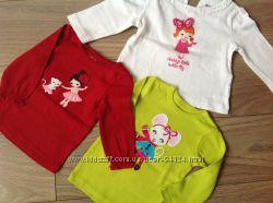 Маленькой принцессе нарядные 6-9-12 мес Zara, Carters, Gymboree, Crazy8,