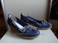Туфельки Тимберленд, на 36 размер новые из Интертопа