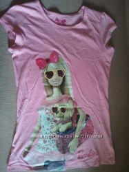 туника ,  футболка Барби и др . На рост 146 - 160 см