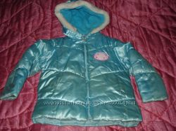 зимняя курточка от 3 до 5 лет