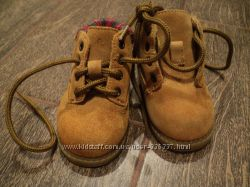 Ботиночки замшевые CHEROKEE