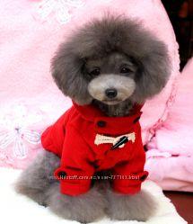 Кашемировое пальто для собаки