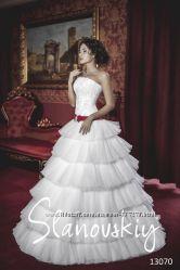 Свадебное платье от SLANOVSKIY