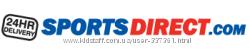 Одежда и обувь для всей семьи SportsDirect под 10 комиссии, без шипа