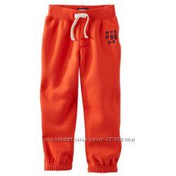 Спортивные штаны на флисе OshKosh, Carters, Oldnavy разные цвета