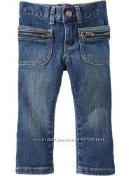 Узкие джинсы на девочку, джинсы skinny OldNavy 18-24М, 2Т, 3Т, 4Т
