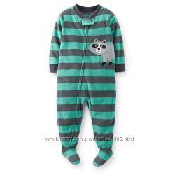 Комбинезоны флисовые с капюшоном, пижама