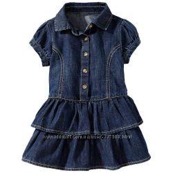 Платье джинсовое Oldnavy разные платья