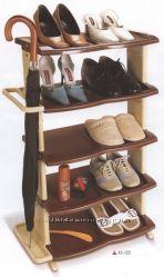 пластиковые полки для обуви.