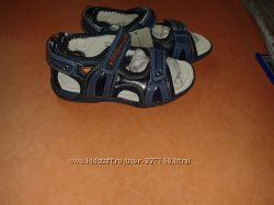 Летняя обувь для мальчика.