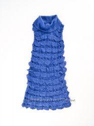 Яркие трикотажные платья. Испания