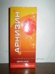 Арнизин-крем-гель лечебно-профилактический с согревающим эффектом