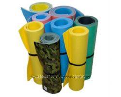 Универсальный коврик каремат-- цвет хаки