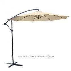 Продам садовые зонты    диаметр 2, 7 м   3, 0 м      3, 5 м цена снижена