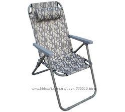 Кресло-шезлонг с подголовником