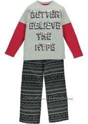 Пижама Matalan на 4-5 лет, рост 104-110 см