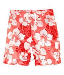 Пляжные шорты H&M, Tesco на 2-4, 4-6 лет