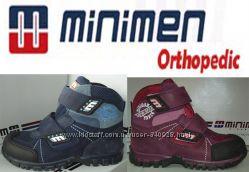 MINIMEN orthopedic - мальчики и девочки с 16 по 36 размеры. Большой выбор