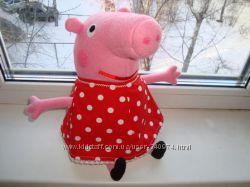Свинка Пеппа ручная работа