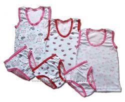 Пижамы, белье для деток Украинский трикотаж Дешево