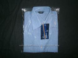 новая мужская рубашка 40-42 размера