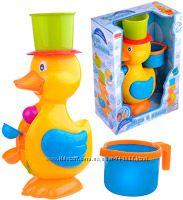 Игрушки для купания в ванной фонтанчики, леечки