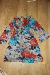 Трикотажное платьице