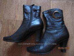 Ботильоны ботинки натур. кожа р. 37-38