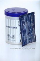 Акция ESTEL Обесцвечивающая пудра Ultra Blond De Luxe всегда в наличии