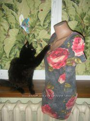 туника, платье, натур. ткань, возможен обмен