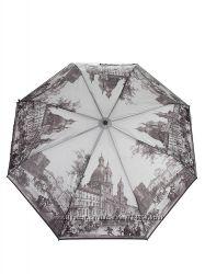 Женский зонт Zest Старинная гравюра Великобритания полный автомат