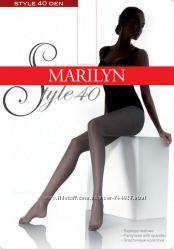 Классические колготки Marilyn Плотность-40den Низкая Цена. Отличное качеств