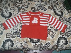 красивый и теплый свитер