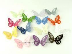 Бабочки с перламутровым отливом, Скрапбукинг