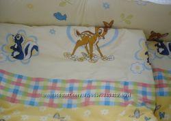 Постельное белье и  шерстяное детское одеяло Billerbeck