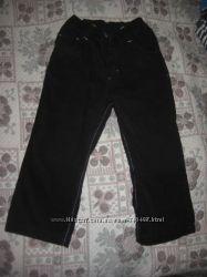 Вельветовые штаны р. 104