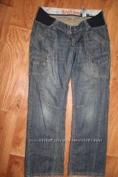 Модные джинсы для беременной размер 12
