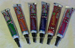 Хна для росписи Golecha - разные цвета
