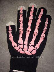 Сенсорные перчатки скелеты