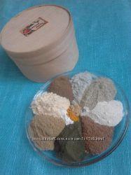 Убтан- аюрведическое средство для умывания,  мыло , скраб-пилинг и маска.