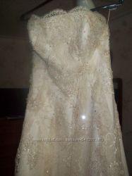 Продам свадебное платье ручная работа
