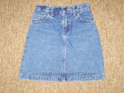Джинсовая юбка фирмы Gloria Jeans