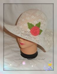 Шляпки для девушек и женщин