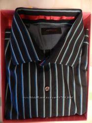 Стильная мужская рубашка размер L